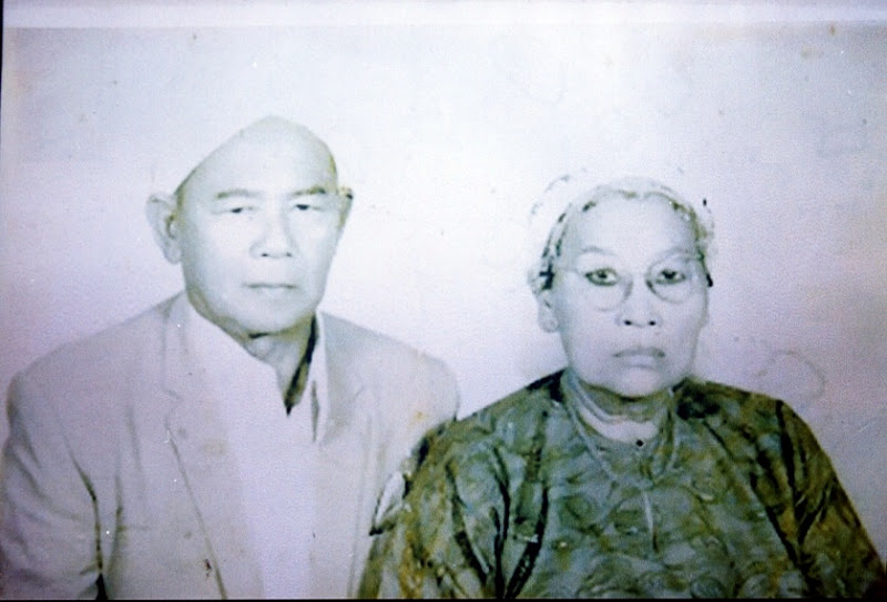 My wife's paternal grandparents