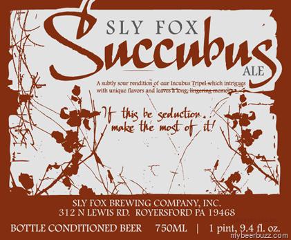 SlyFoxSuccubus