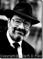 Umberto Eco - Copyright 2010 by R. D. Flavin