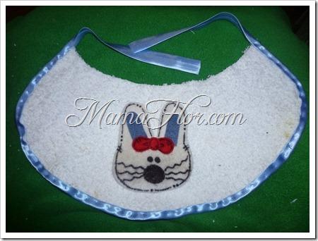 Baberos de toalla : para Bebes