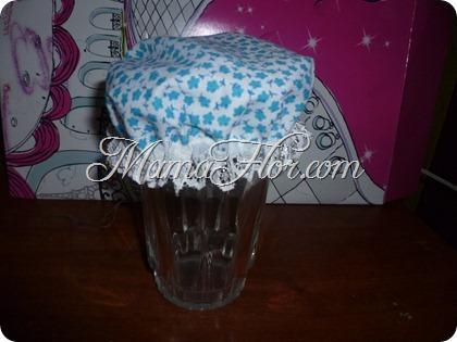 Como hacer un tapa vasos para proteger las bebidas