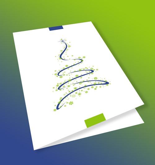Simulação cartão natal GPC 2010