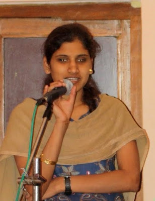 Shardha at SRMAB Alumni Meeting