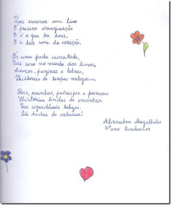 Alexandra Magalhães - E.B. Candeeiros - 4ºano
