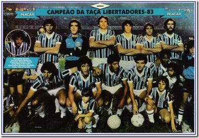 GREMIO 1983