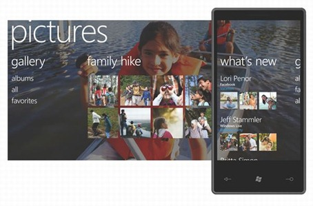 pictures zune