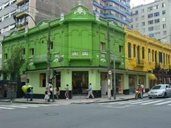 Esquina das ruas Marquês de Itu com Rego Freitas