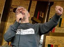 Ivald Granato. Divulgação/O Autor na Praça