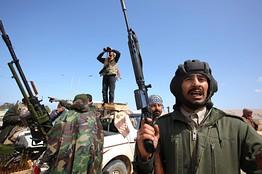 利比亚战事陷入僵持 美国密切关注