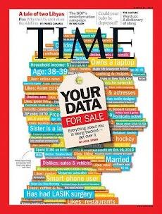 《时代周刊》:发掘个人信息的利弊