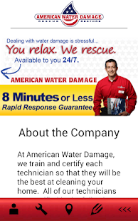 American Water Damage - screenshot