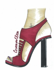 Ra Synclaire Cosmopolitan ShoesNBooze