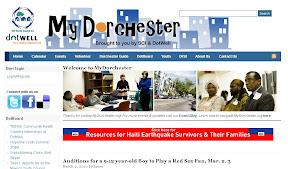 Mydorchester.org site