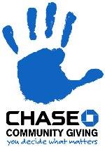 Chase Community Giving Logo