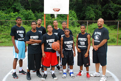 Wynnefield Basketball Competition