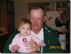 Autumn & Grandpa Bill