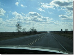 a going-down-the-road pic - hwy 169 S