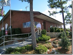 Office @ Mingo RV Park, Tulsa