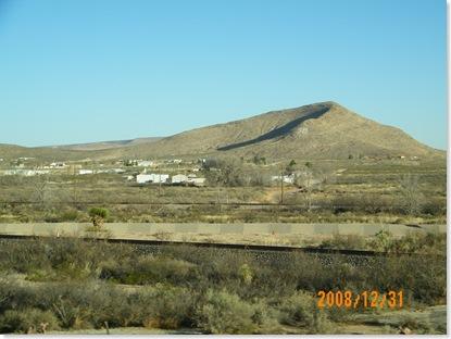 Sierra Blanca, Texas - Texas - Van Horn, Tx to Willcox, AZ