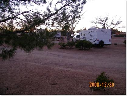 Eagle's Nest RV Park, Van Horn, TX