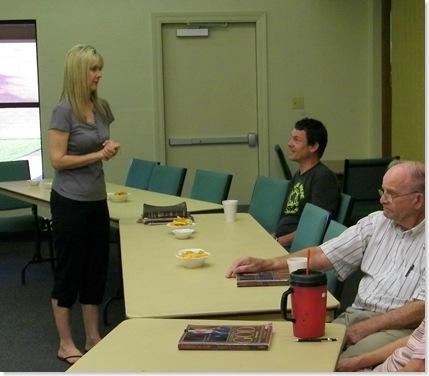 Lori, Darren, Bob