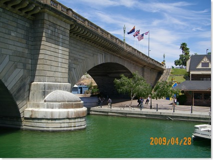 Lake Havasu City - London Bridge Dixie Bell