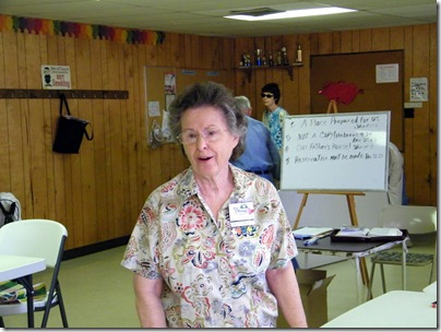 Connie Harmon, Bible study facilitator