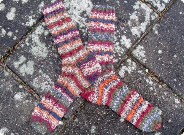 de forfærdelige sokker