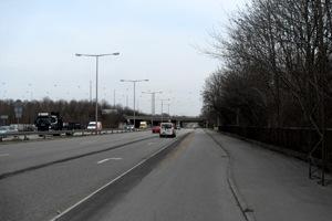Et eller andet sted på vejen mellem Tåstrup og Rødovre