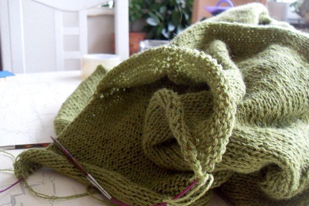 Daniels grønne trøje