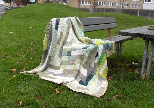 Det grønne tæppe