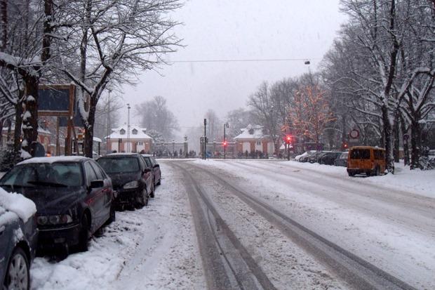 Frederiksberg december 2010