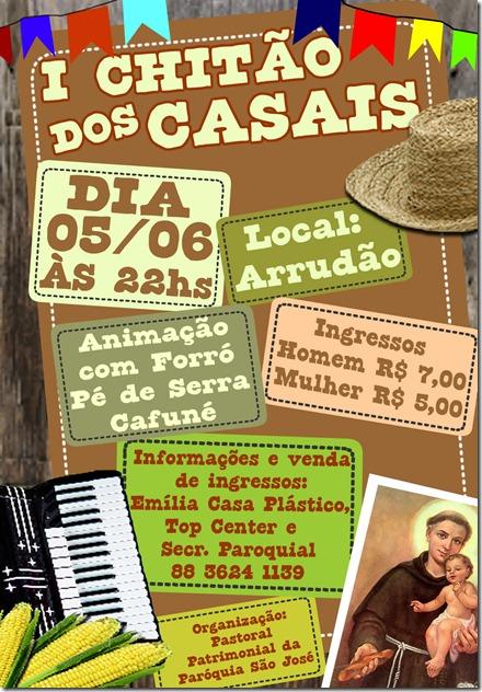 CARTAZ CHITÃO DOS CASAIS - IMAGEM
