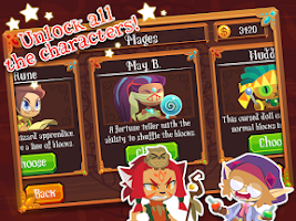 Screenshot of Magic Match - Match 3 Game