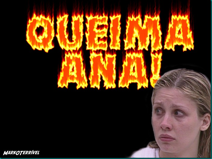 Queima Ana!