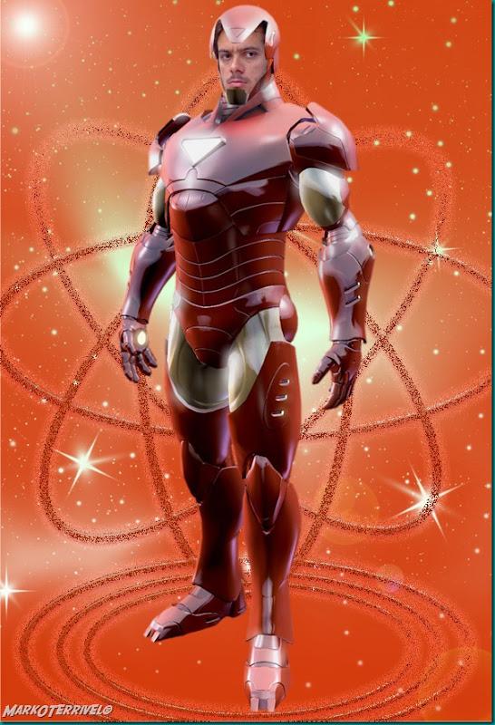 Max Homem De Ferro