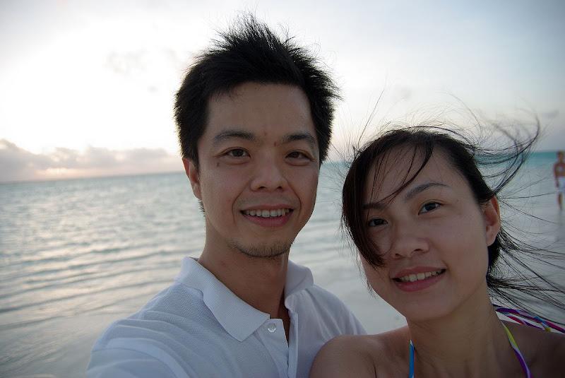 蜜月-馬爾地夫、新加坡