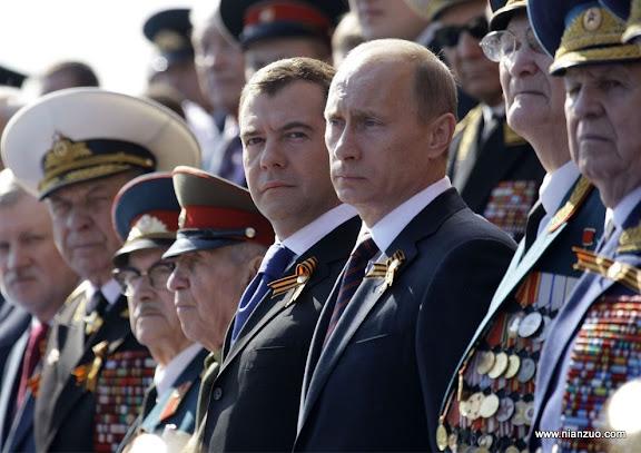 俄罗斯5月9日大阅兵 俄罗斯的领导人还需要大肚的放权,这样才能真的实现民主
