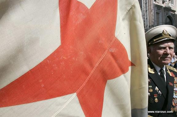 俄罗斯5月9日大阅兵 红星是多少人的寄托