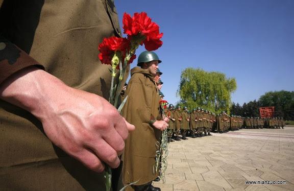 俄罗斯5月9日大阅兵