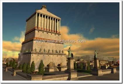 Mausoleum Maussollos