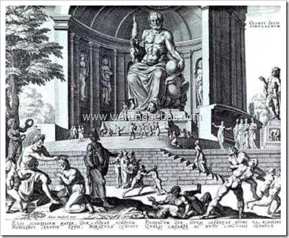 Patung Zeus