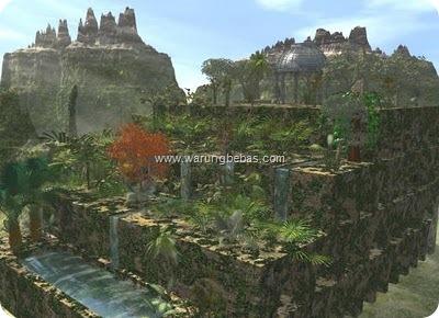 Taman Tergantung Babylonia