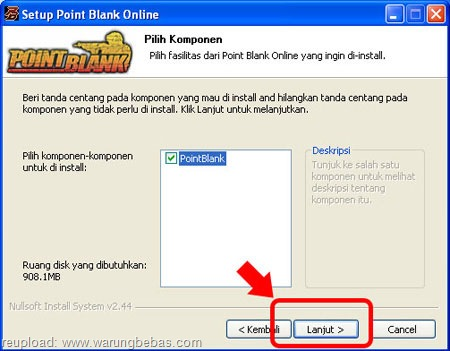 install game Point Blank
