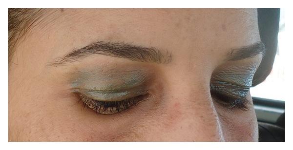 Liquid Metal Stoic - Olhos