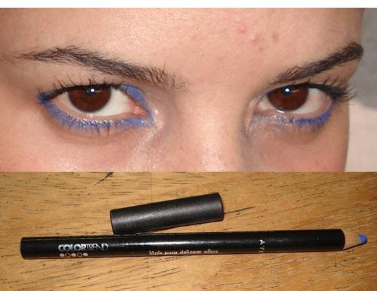 Avon Color Trend - Lápis Azul