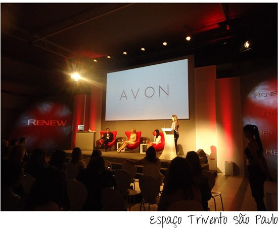 Evento Avon Renew
