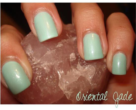 Oriental Jade Top Beauty