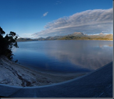 Lake Pedder 2