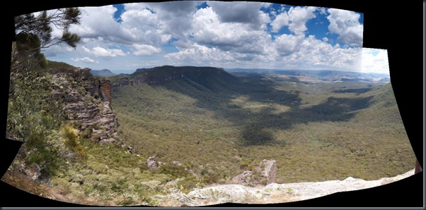 Cahilss lookout pano